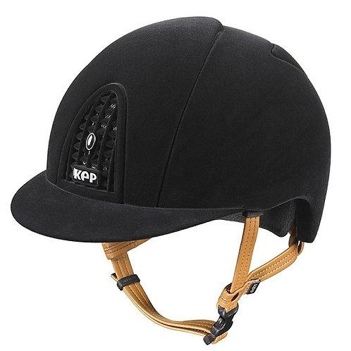 KEP - Casque cromo velvet full noir