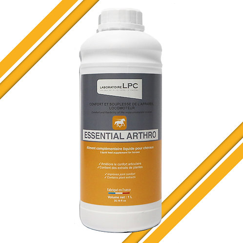 LPC - Essential Arthro