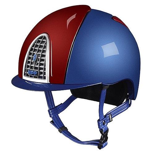 KEP - Cromo Shine XC Cross/bleu royal et rouge
