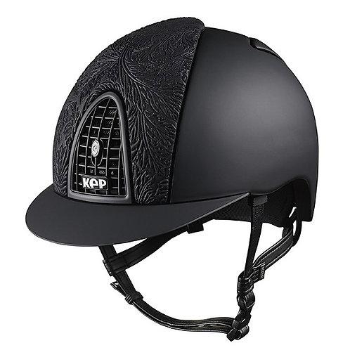 KEP - Cromo Textile noir/brocart