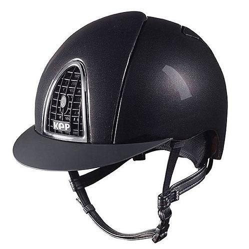 KEP - Casque cromo shine noir