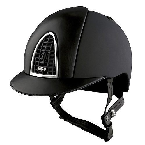 KEP - Cromo Textile noir/cuir noir