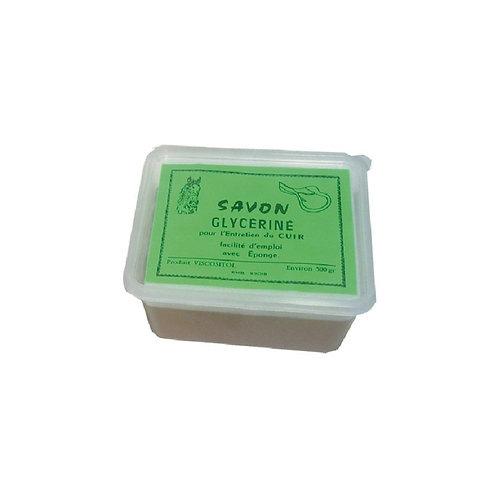 Viscositol - Savon glycériné + éponge