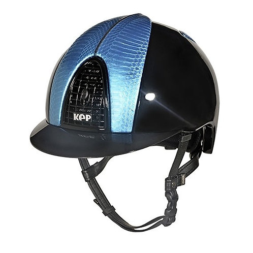 KEP - Cromo Polish noir/serpent pearl empire bleu azur