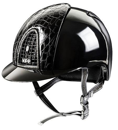 KEP - Cromo Polish noir/cuir cocco style noir