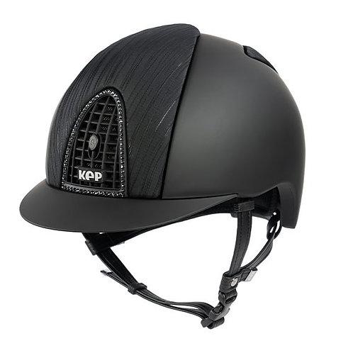 KEP - Cromo Textile noir/vesna noir et swarovski