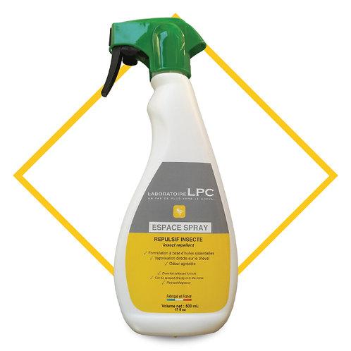 LPC - Espace spray
