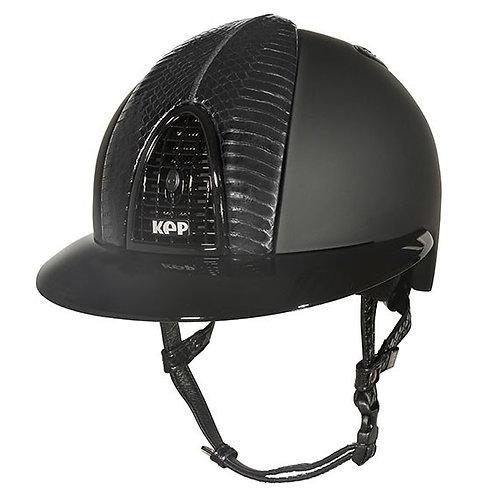 KEP - Cromo Textile noir/serpent gloss noir