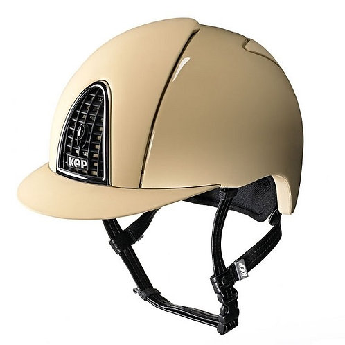 KEP - Casque cromo shine beige