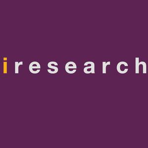 iresearch, logo,i, gezondheidskennis