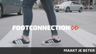 Video, FOOTCONNECTION. Maakt je beter in lopen en bewegen