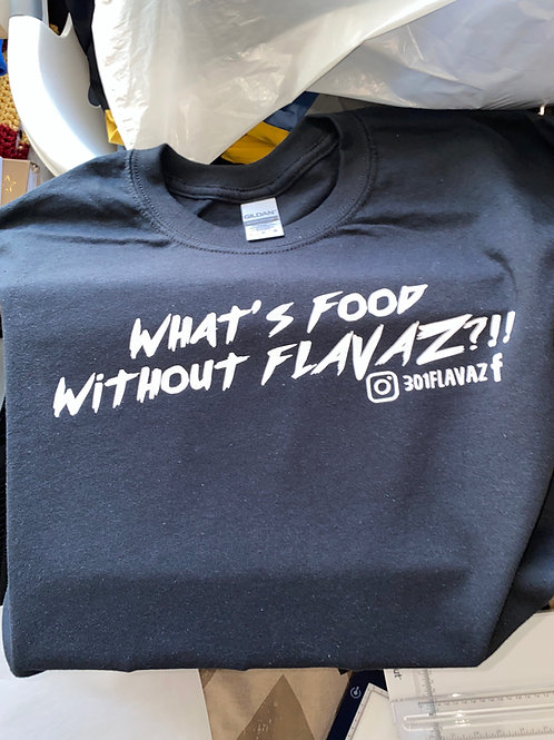 What's Food Tee