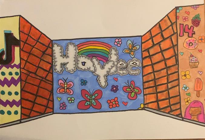 Haylee Gonzalez, 8th