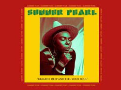 Summer Pearl Palo Santo Front