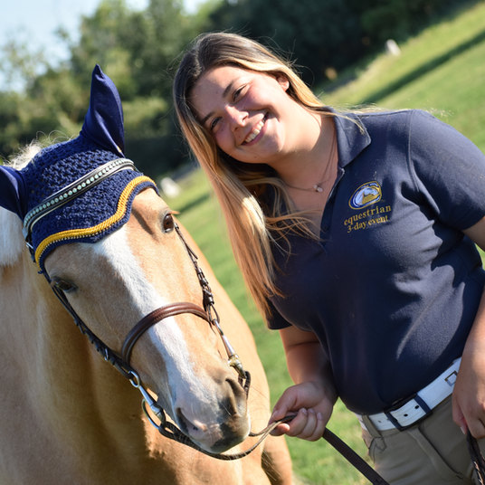 Lexie, 2nd Year Animal Science