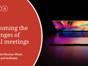 Overcoming the Challenges of Virtual Meetings