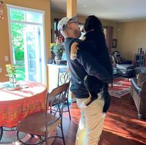 """Harper """"Puppy Hug"""" 5-27-19"""