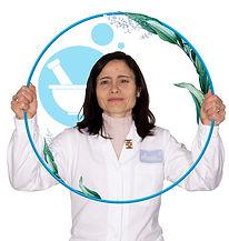 Foto di Dottoressa Doriana Palese, collaboratrice responsabile di dispensazione del farmaco e si occupa del laboratorio galenico in Farmacia Petrini - Melegnano