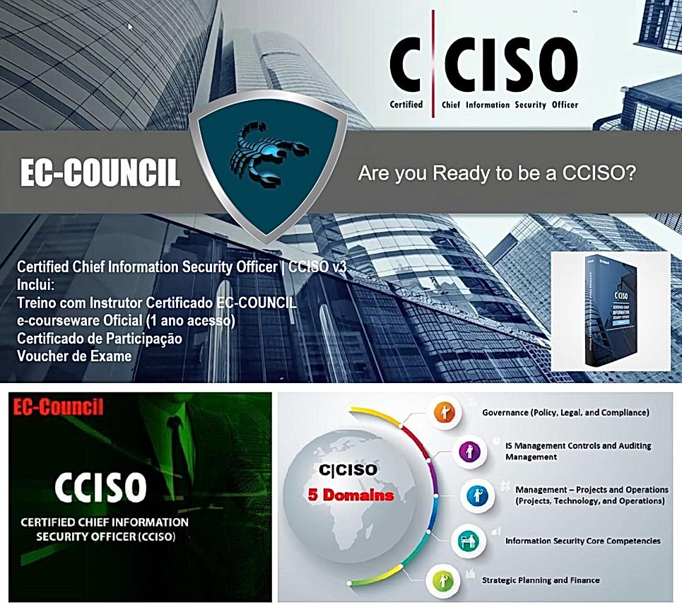 CEH CCISO CHFI CPENT EC-COUNCIL