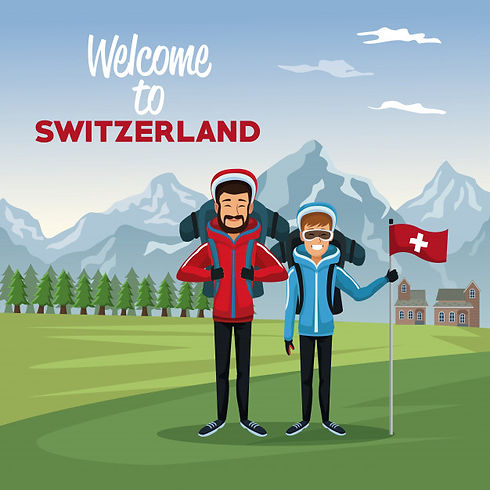 couple-de-touristes-et-texte-bienvenue-e