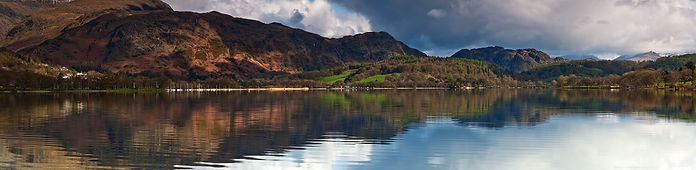 Coachman's House, Coniston, Lakes, Tarns