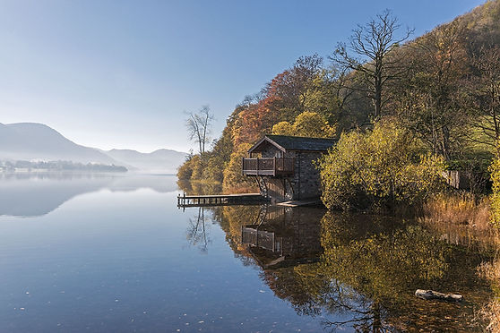 Coachman's House, Coniston, Lake, Lake District, National Park