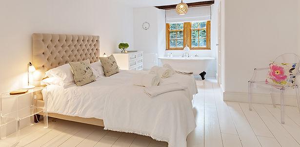 Coachman's House, Coniston, Master Bedroom