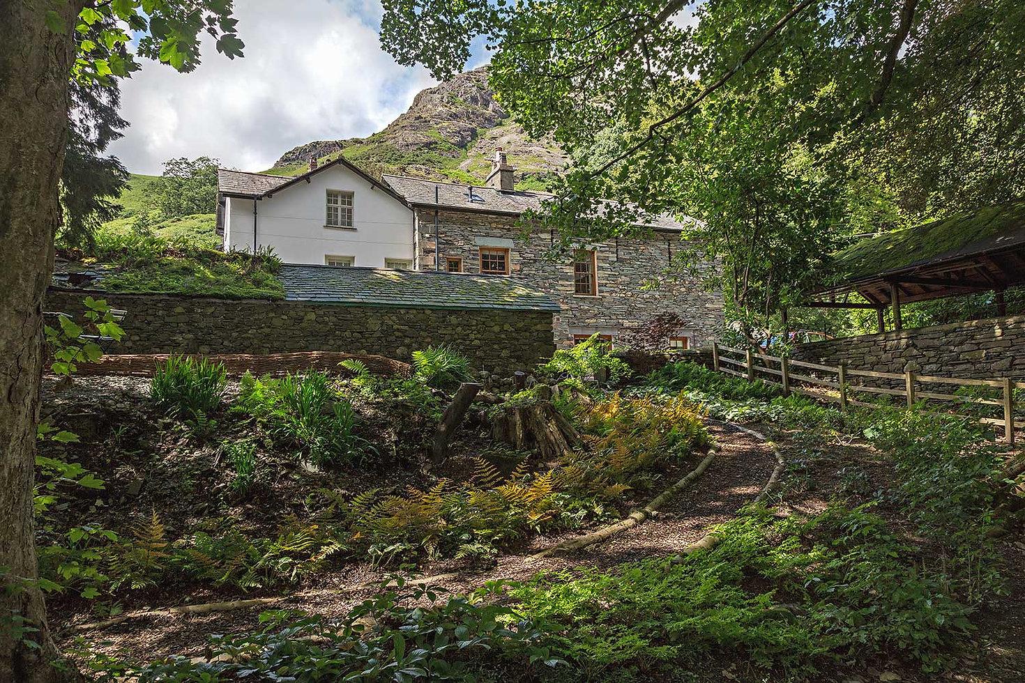 Coachman's House, Coniston, The Lake District