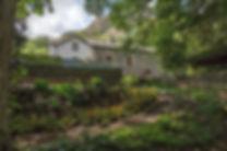 Coachman's House, Coniston, Garden