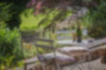 Coachman's House, Coniston, Garden Table