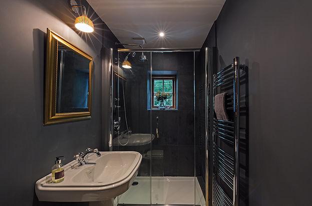 Coachman's House, Coniston, Shower Room