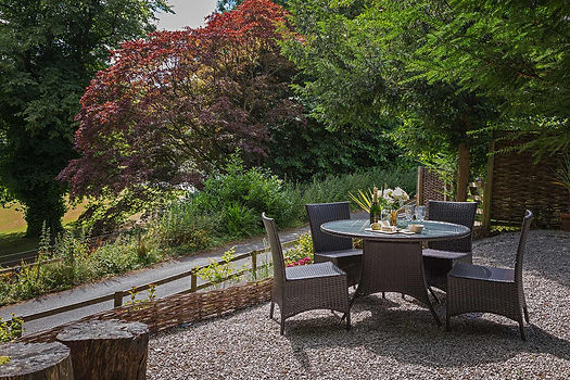 Coachman's House, Coniston, Garden Dining