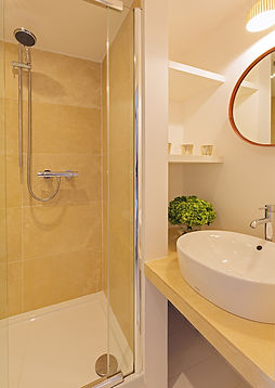 Coachman's House, Coniston, Master Bedroom, Ensuite Shower