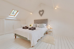 Coachman's House Loft Style Bedroom