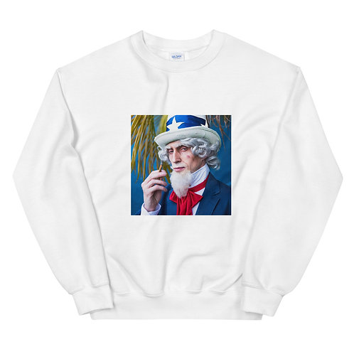 Uncle Sam Unisex Sweatshirt