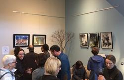 Radiohead Inspired Art Reception