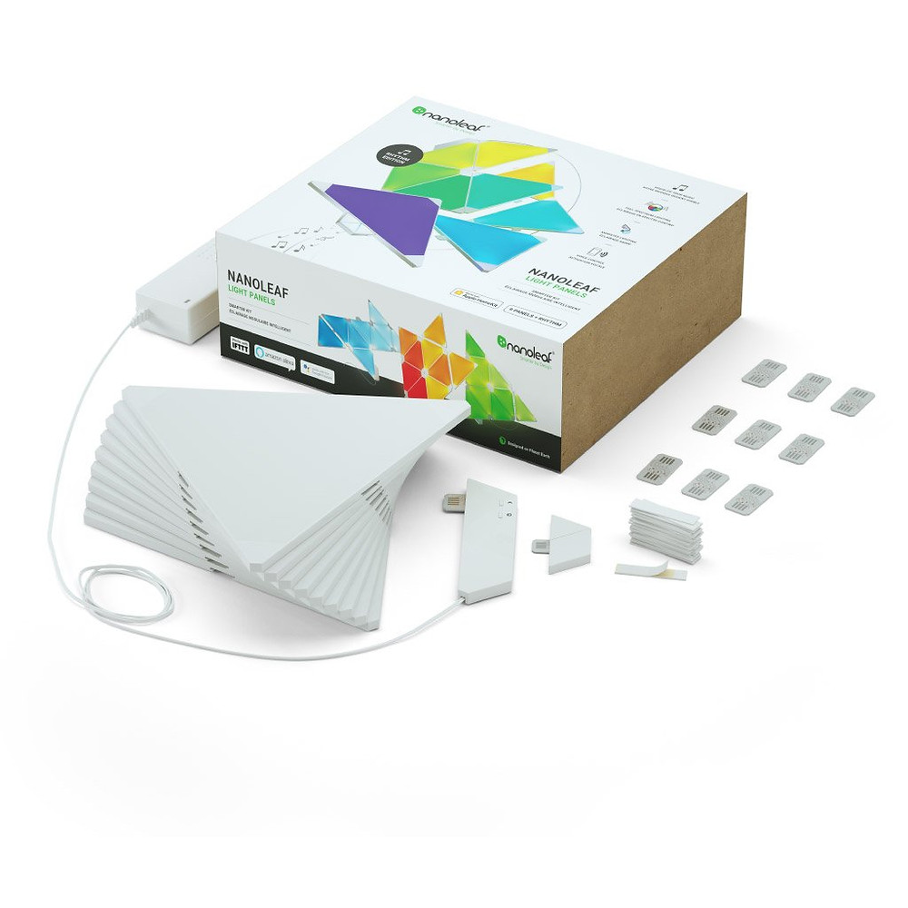 Aurora Nanoleaf Rhythm Starter Pack