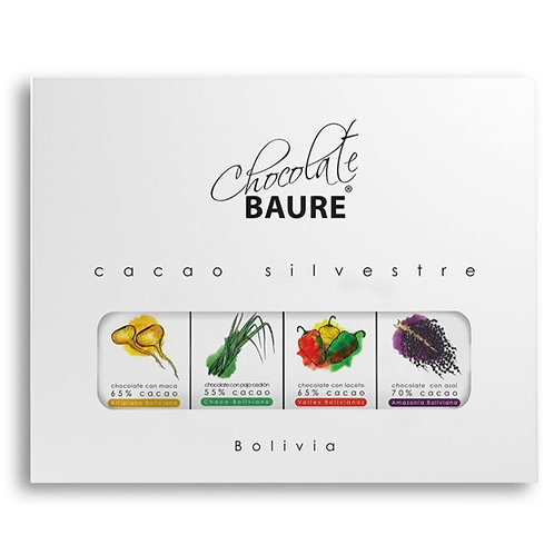 CHOCOLATE COLECCIÓN BOLIVIA