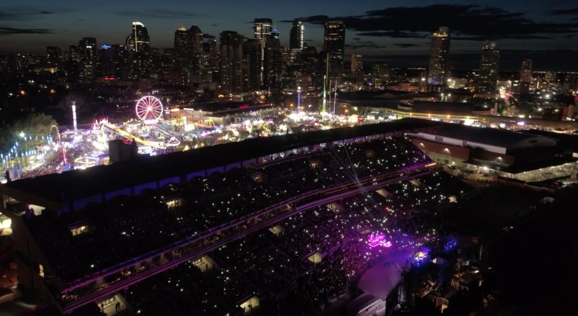 Calgary Stampede Grandstand Show
