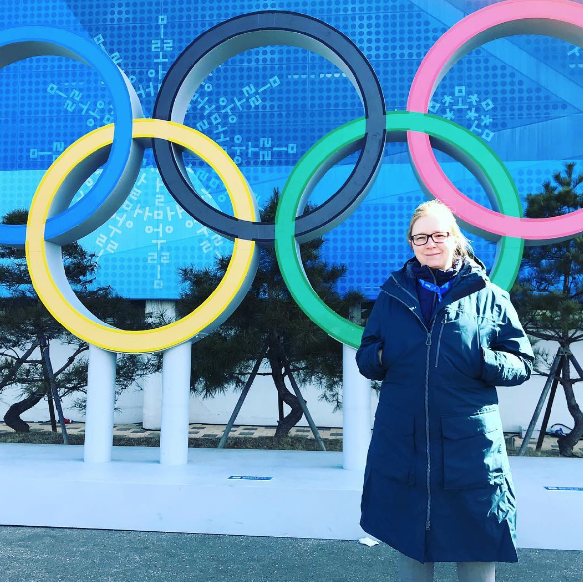 2018 Winter Olympics - South Korea
