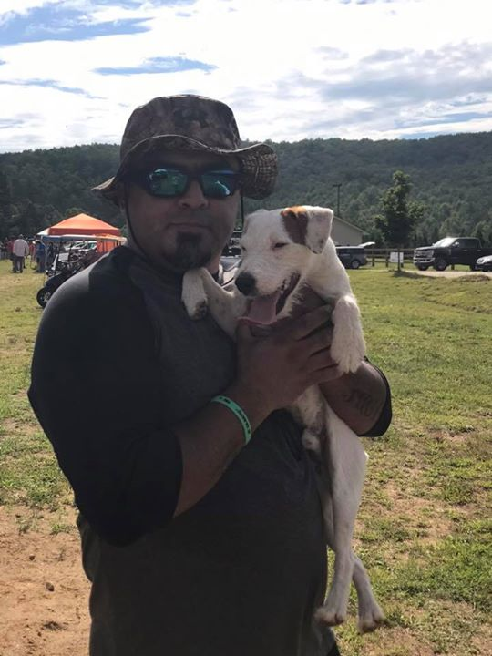 Day 1 River Bottom Gage Under Puppy Racing Champ