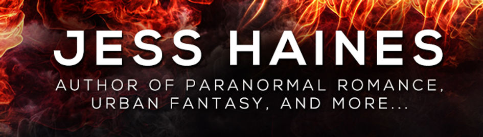 Jess Haines - Author of Paranormal Romance, Urban Fantasy, and More