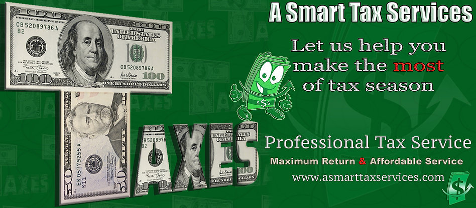 A Smart Tax Services Helps You Save