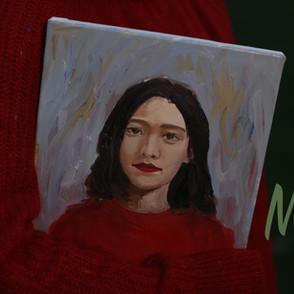 Miss Van Gogh 梵高小姐