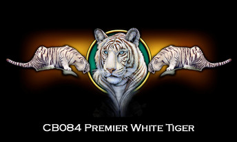 Premier White Tiger