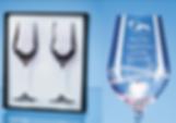 Engraved Glass glasses