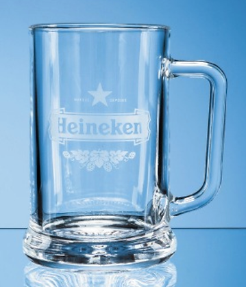 0.7ltr Straight Sided Beer Tankard