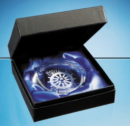 Universal Hinged Satin Lined Presentation Box