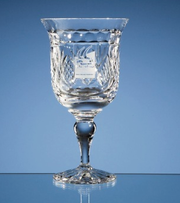 Shire Crystal Panel Goblet