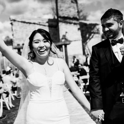 Micro Wedding at the Elora Mill | Xixi & Diary | Elora, Ontario
